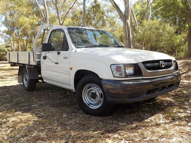 Used Toyota Hilux RZN149R MY04 , 2004 Toyota Hilux RZN149R MY04 5 Speed Manual Cab Chassis