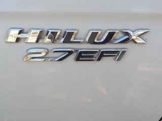 2004 Toyota Hilux RZN149R MY04 5 Speed Manual Cab Chassis