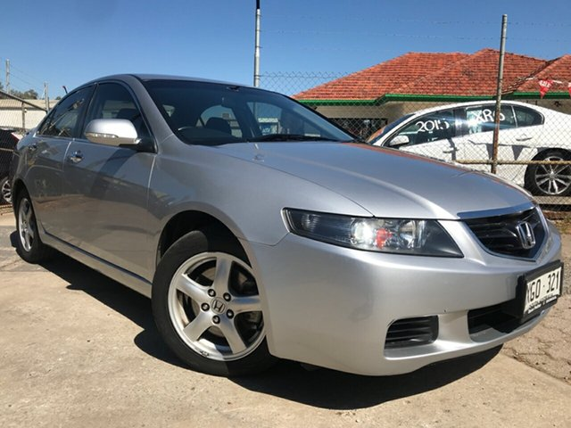 Used Honda Accord Euro CL MY2006 , 2005 Honda Accord Euro CL MY2006 Silver 5 Speed Automatic Sedan
