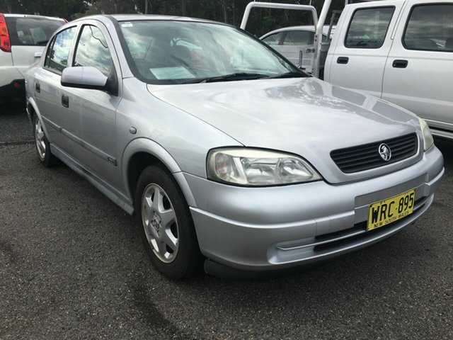 Used Holden Astra  , 1999 Holden Astra Silver 4 Speed Automatic Sedan