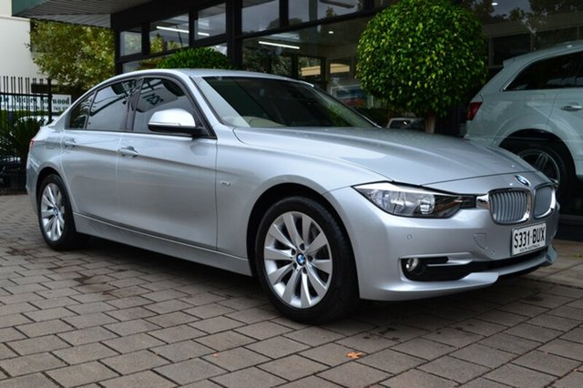Used BMW 320D F30 MY0812 , 2012 BMW 320D F30 MY0812 8 Speed Sports Automatic Sedan