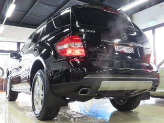 2006 Mercedes-Benz ML350 W164 Luxury (4x4) Black Crystal 7 Speed Automatic G-Tronic Wagon