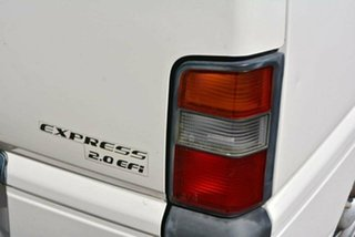 2004 Mitsubishi Express SJ M04 SWB White 5 Speed Manual Van