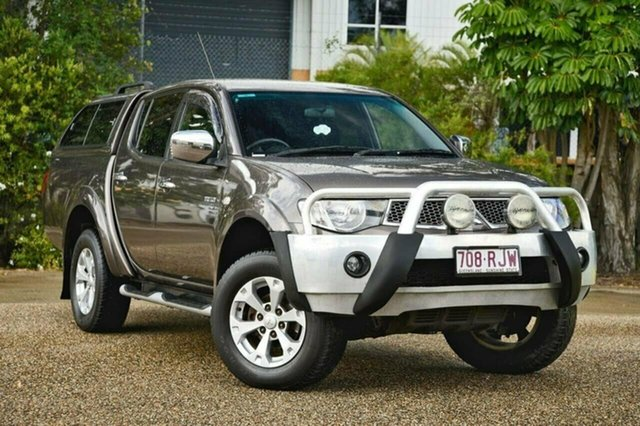 Used Mitsubishi Triton MN MY12 GLX-R Double Cab, 2011 Mitsubishi Triton MN MY12 GLX-R Double Cab Bronze 5 Speed Sports Automatic Utility