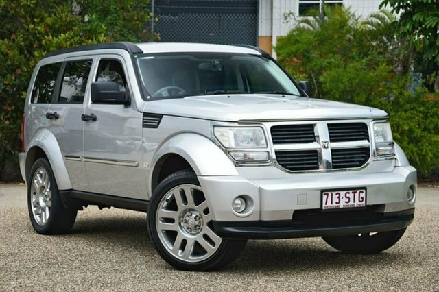 Used Dodge Nitro KA MY09 SXT, 2009 Dodge Nitro KA MY09 SXT Silver 5 Speed Sports Automatic Wagon
