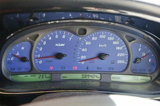 2002 Holden Special Vehicles Coupe V2 GTO Black 4 Speed Automatic Coupe