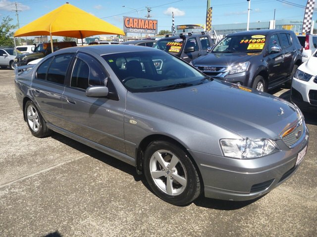 Used Ford Fairmont BF , 2006 Ford Fairmont BF Grey 4 Speed Sports Automatic Sedan