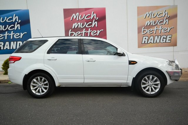 Used Ford Territory  TX, 2015 Ford Territory SZ MK 2 TX White 6 Speed Semi Auto Wagon