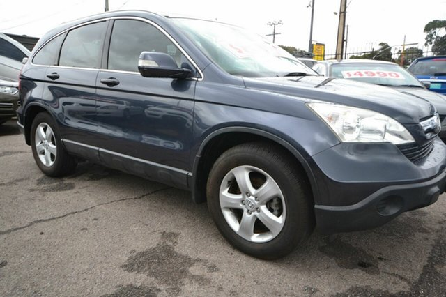 Used Honda CR-V RE , 2007 Honda CR-V RE Blue 6 Speed Manual Wagon