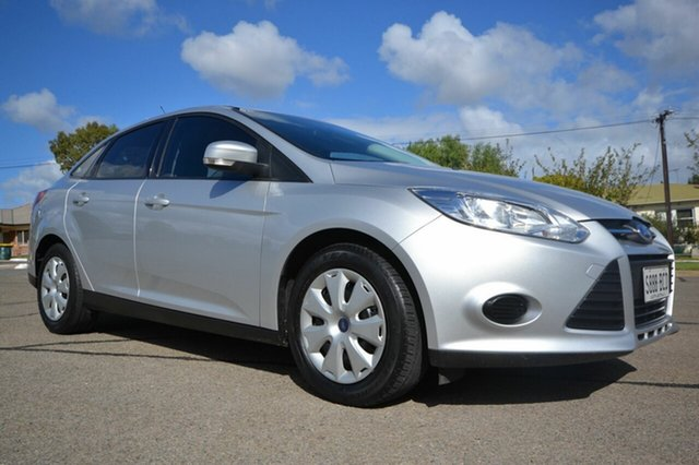 Used Ford Focus  Ambiente, 2013 Ford Focus LW MK 2 Ambiente Silver 6 Speed PowerShift Sedan