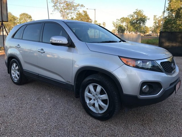 Used Kia Sorento XM MY10 SI, 2010 Kia Sorento XM MY10 SI Silver 6 Speed Sports Automatic Wagon