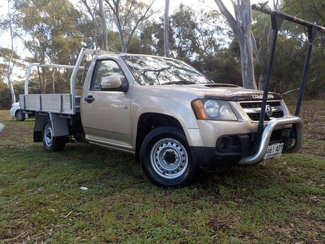 Used Holden Colorado RC MY09 LX, 2009 Holden Colorado RC MY09 LX 5 Speed Manual Cab Chassis