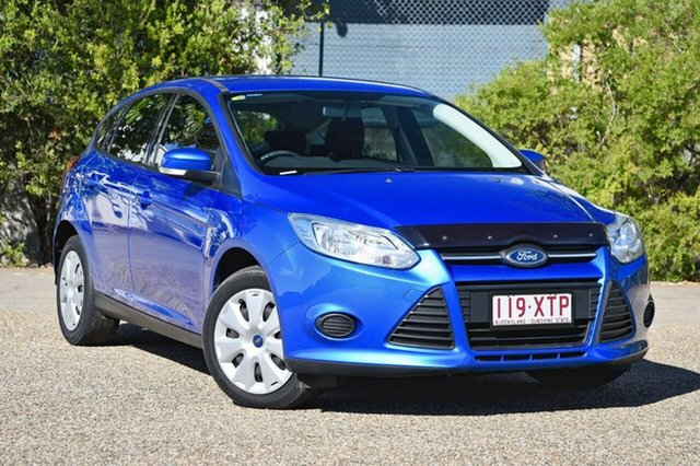 Used Ford Focus LW MKII Ambiente PwrShift, 2013 Ford Focus LW MKII Ambiente PwrShift Blue 6 Speed Sports Automatic Dual Clutch Hatchback