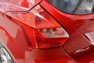 2012 Ford Focus LW MKII Sport Red 5 Speed Manual Hatchback