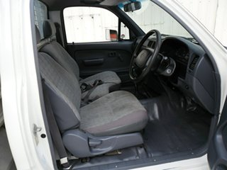 1998 Toyota Hilux RZN169R White 5 Speed Manual Cab Chassis