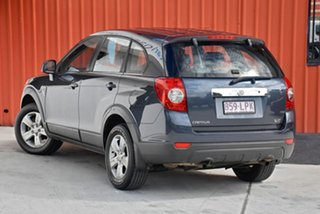 2009 Holden Captiva CG MY09.5 SX Grey 5 Speed Sports Automatic Wagon.