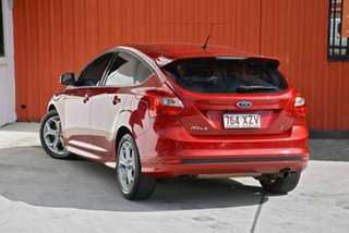 2012 Ford Focus LW MKII Sport Red 5 Speed Manual Hatchback.