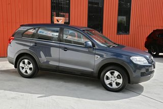 2009 Holden Captiva CG MY09.5 SX Grey 5 Speed Sports Automatic Wagon