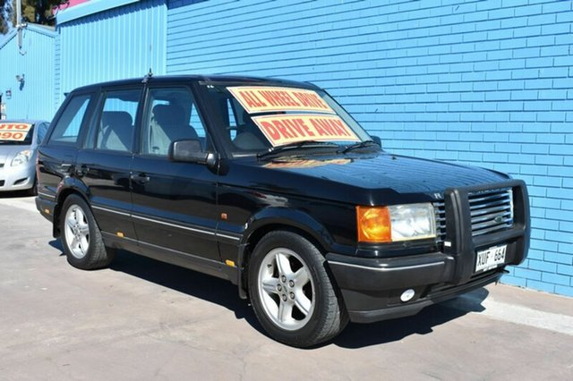Used Land Rover Range Rover P38A SE, 1997 Land Rover Range Rover P38A SE Green 4 Speed Automatic Wagon