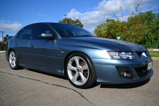 Used Holden Special Vehicles Clubsport Z Series Clubsport, 2004 Holden Special Vehicles Clubsport Z Series Clubsport Blue 4 Speed Automatic Sedan