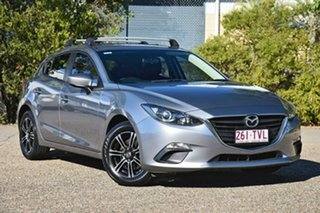 2014 Mazda 3 BM5476 Neo SKYACTIV-MT Grey 6 Speed Manual Hatchback.