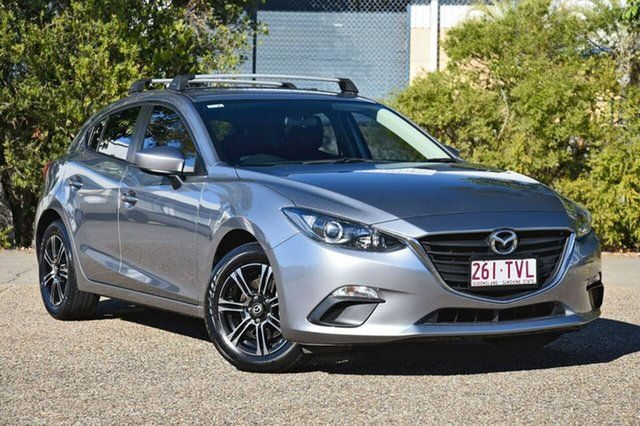 Used Mazda 3 BM5476 Neo SKYACTIV-MT, 2014 Mazda 3 BM5476 Neo SKYACTIV-MT Grey 6 Speed Manual Hatchback
