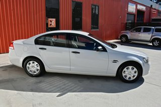 2007 Holden Commodore VE Omega White 4 Speed Automatic Sedan