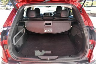 2014 Jeep Cherokee KL Limited Red 9 Speed Sports Automatic Wagon