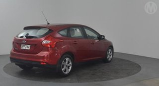 2012 Ford Focus Trend Red Automatic Hatchback