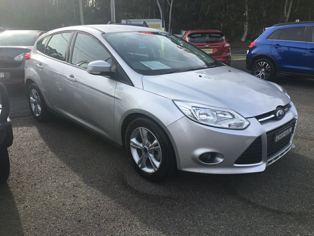 Used Ford Focus  Trend, 2013 Ford Focus MKII Trend Silver 5 Speed Automatic Hatchback