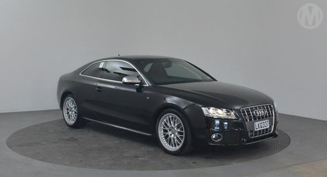 Used Audi S5  , 2011 Audi S5 Quattro Black Automatic Coupe