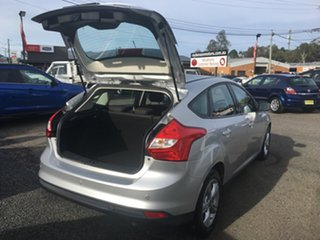 2013 Ford Focus MKII Trend Silver 5 Speed Automatic Hatchback