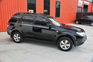 2012 Subaru Forester S3 MY12 X AWD Black 5 Speed Manual Wagon