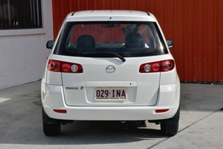 2005 Mazda 2 DY10Y1 Neo White 4 Speed Automatic Hatchback