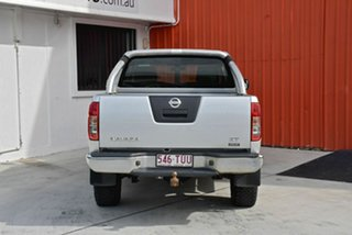 2014 Nissan Navara D40 S7 ST Silver 5 Speed Sports Automatic Utility
