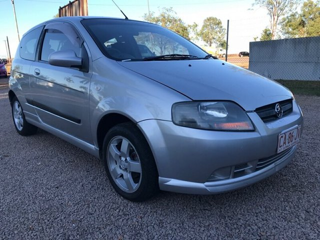 Used Holden Barina TK MY08 , 2008 Holden Barina TK MY08 Silver 4 Speed Automatic Hatchback