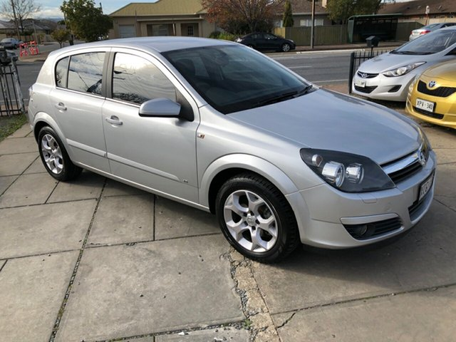 Used Holden Astra AH MY06 CDXi, 2005 Holden Astra AH MY06 CDXi 4 Speed Automatic Hatchback