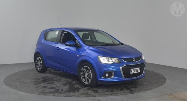 Used Holden Barina  , 2016 Holden Barina LS 1.6 Blue 6 Speed Automatic Hatchback