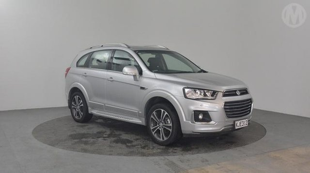 Used Holden Captiva  , 2017 Holden Captiva LTZ 3.0L Silver 6 Speed Tiptronic Wagon