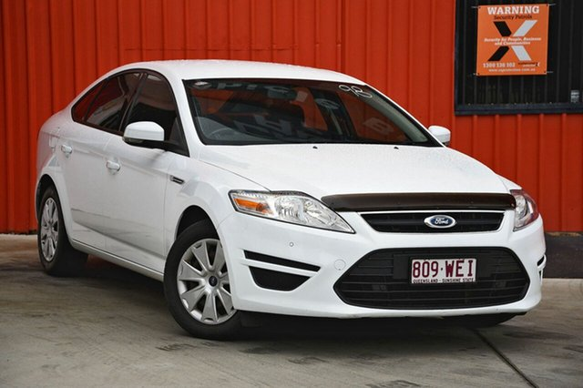 Used Ford Mondeo MC LX, 2014 Ford Mondeo MC LX White 6 Speed Sports Automatic Hatchback