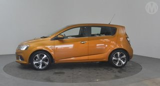 2017 Holden Barina LT 1.6 Gold 6 Speed Automatic Hatchback