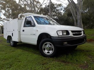 2001 Holden Rodeo TF MY01 LX 4x2 5 Speed Manual Cab Chassis.