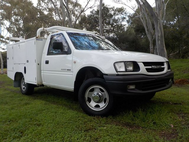 Used Holden Rodeo TF MY01 LX 4x2, 2001 Holden Rodeo TF MY01 LX 4x2 5 Speed Manual Cab Chassis