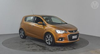 2017 Holden Barina LT 1.6 Gold 6 Speed Automatic Hatchback.