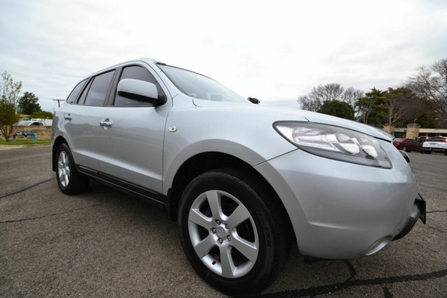 Used Hyundai Santa Fe CM Elite, 2006 Hyundai Santa Fe CM Elite Silver 5 Speed Sports Automatic Wagon