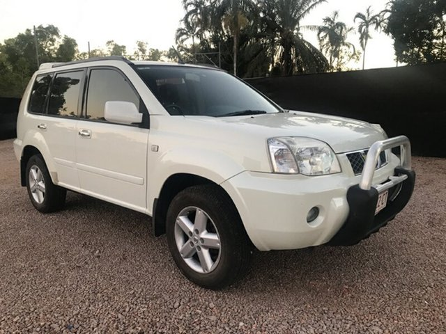 Used Nissan X-Trail T30 II TI, 2004 Nissan X-Trail T30 II TI White 4 Speed Automatic Wagon