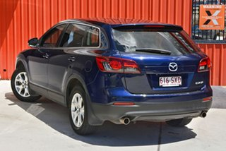 2012 Mazda CX-9 TB10A5 Classic Activematic Blue 6 Speed Sports Automatic Wagon.