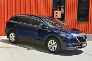 2012 Mazda CX-9 TB10A5 Classic Activematic Blue 6 Speed Sports Automatic Wagon