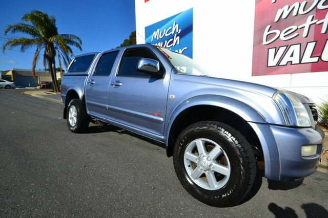 Used Holden Rodeo RA LT, 2005 Holden Rodeo RA LT Silver 5 Speed Manual Dual Cab