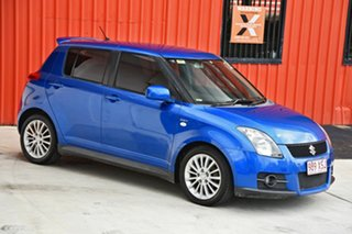 2007 Suzuki Swift RS416 Sport Blue 5 Speed Manual Hatchback